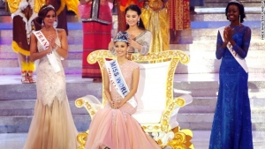 Miss Philippines crowned the new Miss World