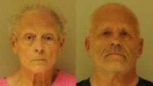 Senior couple charged in decades old cold cases